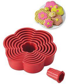 Cake Boss Daisy 8 Piece Cake Cutter Set - Bakeware - Kitchen - Macy's