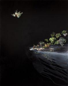 Artist painter Emma Bennett paintings