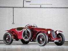 1934 Alfa Romeo 6C 2300 Pescara