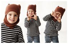 LUPO balaclava | enjoy winter #sartoriavico #knitwear @baby #wool #christmas #gift #shop shop-online www.sartoriavico.it