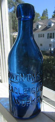 Deep Blue Western Soda- Owen Casey.