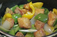Vietnamese Fried Fish with Sweet and Sour Sauce Recipe