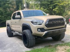 2017 Toyota Tacoma 20x12 -44mm XD Xd820 2017 Toyota Tacoma, Toyota Trucks, Vehicles, Car, Automobile, Cars, Cars, Vehicle