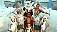 """Kängurus statt Rentiere – Australien.Australier haben ähnliche Traditionen wie die Briten. Da sie aber Weihnachten bei Sonnenschein gewohnt sind, sind auch die Inhalte ihres Liedgutes sommerlich. Umso mehr lassen sich australische Gäste mit Titeln wie """"Six White Boomers"""" beeindrucken, das davon handelt, dass der Weihnachtsmann seine Rentiere gegen weiße Kängurus oder Wasserskier eintauscht. Schwieriger wird es in Deutschland, den australischen Brauch, am ersten Feiertag am Strand zu…"""