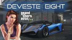Hey guys, I'm back with another gta v video, and in this video i'll be showcasing the Principe Deveste Eight, we will be checking out what it looks like befo. New Gta, V Video, Eight, Grand Theft Auto, Driving Test, Super Cars, Guys, Vehicles, Rolling Stock