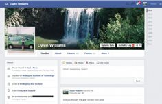Facebook Tests New Timeline Designs, Like Page Button
