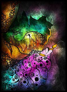 Sleeping Beauty by *mandiemanzano on deviantART