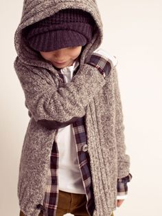 fashion little boy