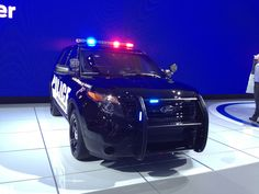 #Ford Police Vehicle #NAIAS