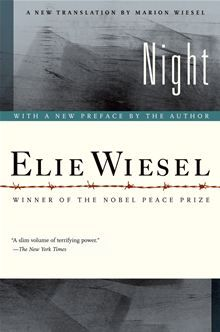 Night by Elie Wiesel. Get chills every time I read it