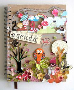 Agenda 2009 hiboux!!!  http://www.flickr.com/photos/regianesantos/3086779716/in/photostream/