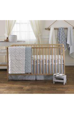 Pom Pom Crib Skirt | Shop BabyBliss