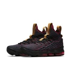 on sale 69aa3 9fe9d 897649-300 Nike LeBron 15 EP New Heights - Cavs   KicksCrew   Shop and Buy  it Now!!