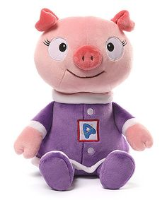 Look what I found on #zulily! GUND Sputnik Pig Astroblast Plush Toy #zulilyfinds