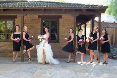 Cline Cellars wedding: Liz and Kevin