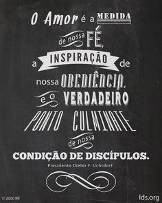 -Presidente Dieter F. Uchtdorf #lds #sud Português #mormons #liahona