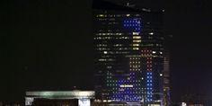 Gamers Play 'Tetris' On Philadelphia Skyscraper