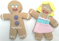 Party Crafts, Gingerbread Cookies, Deco, Desserts, Gingerbread Cupcakes, Gift, Wedding Bride, Characters, Dibujo