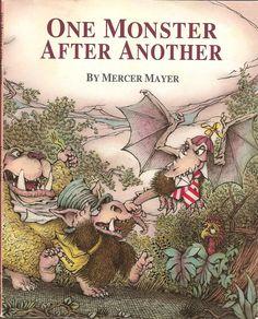 sundaponan: Mercer Mayer - One Monster After Another