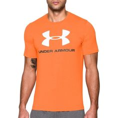 887270fe73 Under Armour Men s Charged Cotton Sportstyle Logo T-Shirt