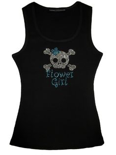 Flower girl shirt! But can I get a bridesmaid one? Lol