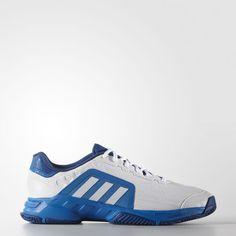 Adidas originali adidas barricata corte (bianco / rame metallico.
