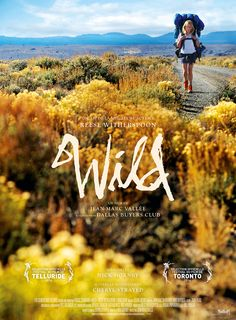 WILD Movie and Book - Cheryl Strayed and Reese Witherspoon - Pacific Crest Trail Association Movies 2014, Hd Movies, Movies To Watch, Movies Online, Movies And Tv Shows, Tv Watch, Drama Movies, Pacific Crest Trail, See Movie