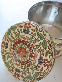FINN – Vintage Retro Kakeboks Retro Vintage, Plates, Cool Stuff, Tableware, Licence Plates, Dishes, Dinnerware, Griddles, Tablewares