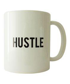 Hustle Mug