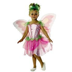 Springtime Fairy Kids Costume Rubie s Size 3-5 Small Book Week Dress Up NEW From Green Ant Toys Online Toy Shop www.greenanttoys.com.au