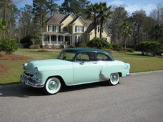 mikemoney1's 1953 Chevrolet Bel Air