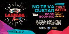 Así Somos: Vuelve La Falda Rock para Semana Santa 2017