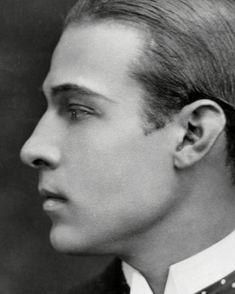 [ Rudolph Valentino ] was so much more than a handsome face....