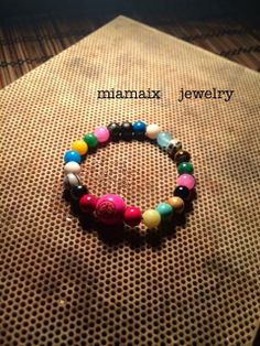 Bracelet for baby by Mia Maix-/original jewelry by Mia Maix/