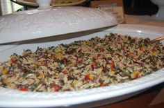 J Alexander's Orzo and Wild Rice Salad | The Sisters Cafe