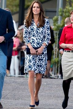 Kate Middleton And Prince William: Royal Tour In Pictures