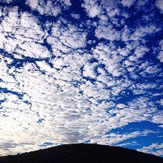 Contrasto cielo/nuvole
