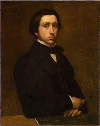 Self portrait Degas
