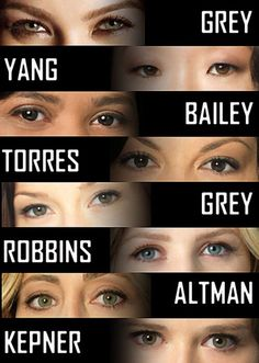 Women of Greys Anatomy.love how we can always tell who it is just by the eyes poking out of the scrub mask Greys Anatomy Frases, Greys Anatomy Funny, Grey Anatomy Quotes, Greys Anatomy Season 7, Greys Anatomy Cast, Greys Anatomy Scrubs, Best Tv Shows, Best Shows Ever, Favorite Tv Shows