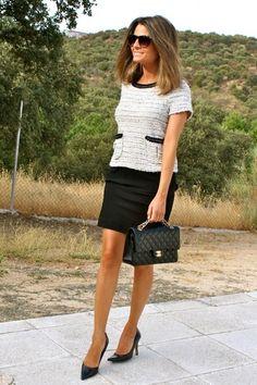 Chanel Style / Estilo Chanel
