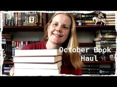 October Book Haul