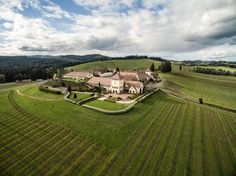 Tucked into the Willamette Valley near Eugene, King Estate is a wonderful winery that's perfect for a picturesque day trip.