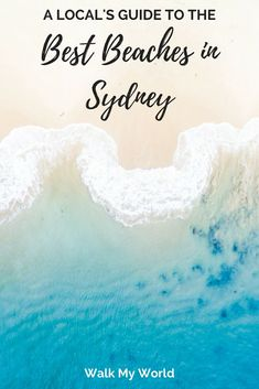 Sydney's beaches are some of the best in the world and so close to the city. However, there's hundreds to choose from, so we've selected the best beaches in Sydney to make it easier for you. Bora Bora, Travel Advice, Travel Tips, Travel Destinations, Usa Travel, Travel Ideas, Travel Hacks, Budget Travel, Sydney Beaches