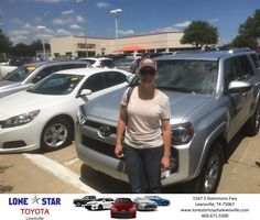 Lone Star Toyota of Lewisville Customer Review  Thank you Zach!  Kayelyn, https://deliverymaxx.com/DealerReviews.aspx?DealerCode=E208&ReviewId=59874  #Review #DeliveryMAXX #LoneStarToyotaofLewisville