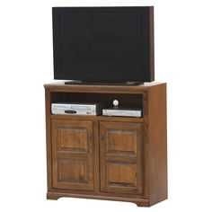 Eagle Furniture Savannah 39 in. Raised Panel Wide TV Stand - 92837RP