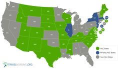 Nursing Compact States � What You Need to Know