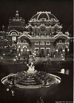 Temple of Music was a concert hall and auditorium built for the Pan-American Exposition which was held in Buffalo, New York, in 1901. U.S. President William McKinley was assassinated inside the building on September 6, 1901. The structure, like most of the other buildings at the exposition, was demolished when the fair ended.
