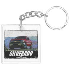 2013 Silverado 3500HD Crew Cab LT Texas Edition Keychain