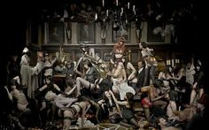 """agent provocateur 2008 """"season of the witch"""""""