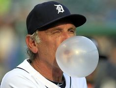 Jim Leyland. . . Haha love this picture!